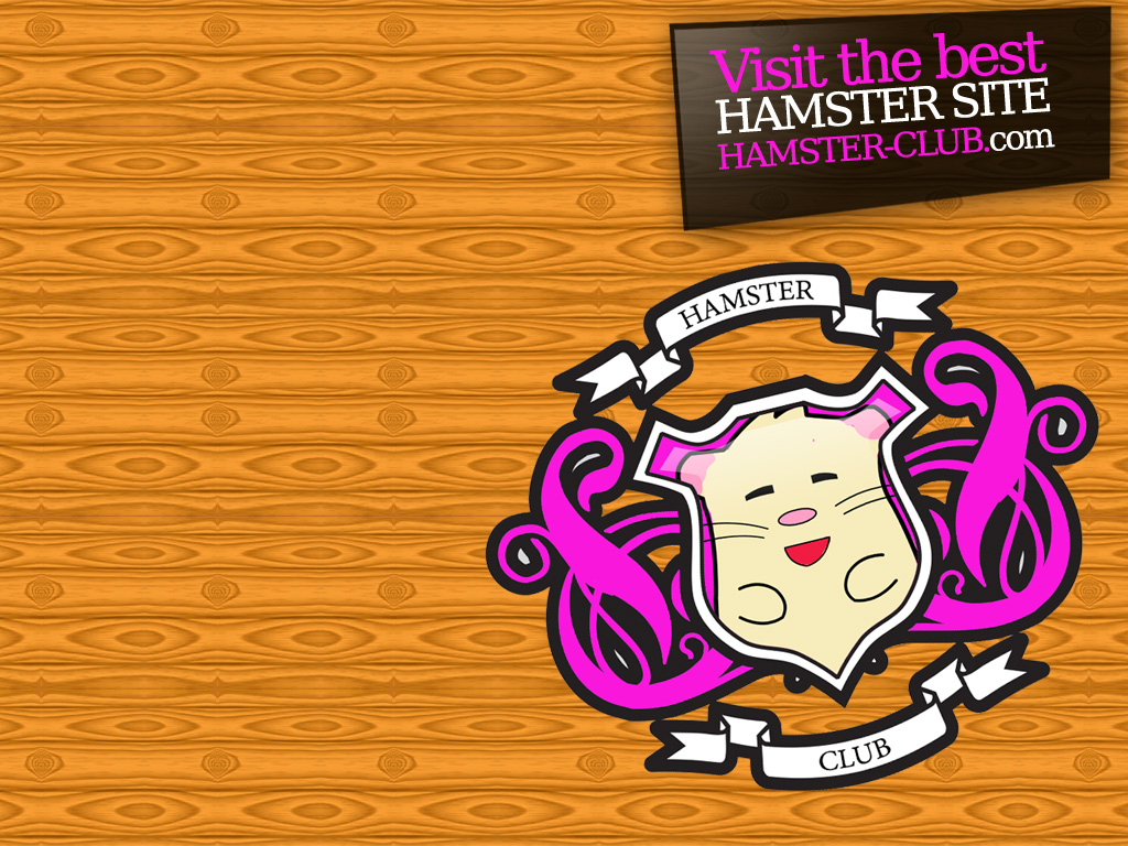 Hamster Club Wallpaper